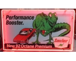Sinclair New 92 Octane Premium Performance Boost..