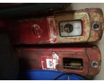 Original Tall M&S 80 Gas Pumps