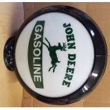 John Deere Gasoline Advertising Globe ..