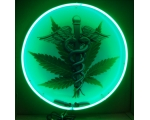 Medical Marijuana Staff Neon Sign 24