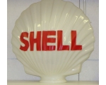 Reproduction Shell Gas Pump Globe