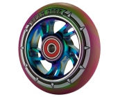 100mm Petrol Rainbow X-Gen Pro4 Wheel Purple & G..