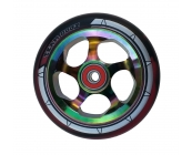 110mm Black & Red Neo Chrome X-Gen Pro4 Wheel