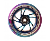 Pro Swirl 110mm Chrome Blue Core, Blue & Purple ..