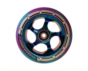110mm Chrome Blue Core - Blue & Purple Mix PU X-..