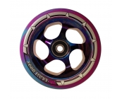 110mm Chrome Purple Core - Blue & Purple Mix PU ..
