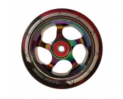 110mm Nebula Rainbow Core - Black / Red Mix PU X..