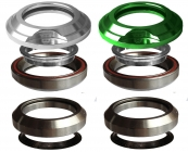 Chrome Integrated Nut Headset