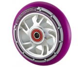 Pro 100mm Alloy Metal Core Scooter Wheels ABEC9 ..