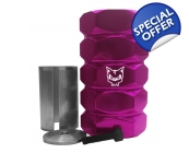 Dogz Big Nutz Clamp - Purple SCS