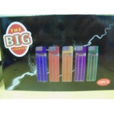 BIG LIGHTER BULK PACK 160 PCS