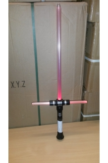 Colour Changing Motion CROSS Sword with Sound x 48pcs