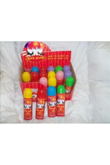 NEON COLOURED HAIR SPRAY, 300ml ONLY £.95 EACH x..
