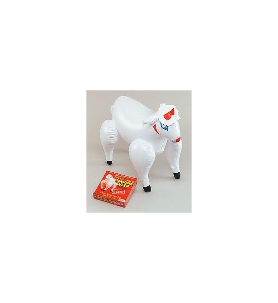 INFLATABLE SHEEP x 48 PCS