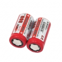 Efest 18350 IMR Batteries 800 mAh