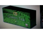 Green tea body and foot scrub - natural ingredie..