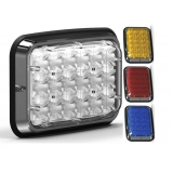 Feniex Wide-Lux Series 6x4 LED Surface..