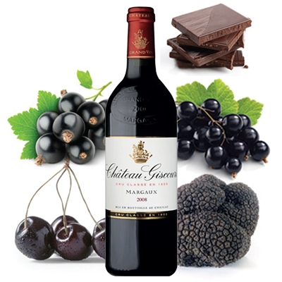 Chateau Giscours 2008 title=