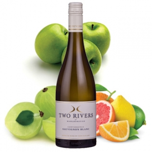 Two Rivers Marlborough Sauvignon Blanc..