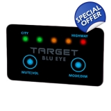 Target Blu Eye with Upgraded VCD S1 5F..