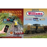 Bachmann/Williams. 2015 all scales cat..