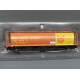 Pre Owned PWRS HO. Cylindrical covered hopper,CPWX Wheat Board 602698