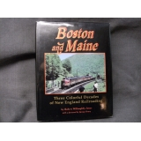 Pre Owned Book. Boston & Maine - Three..