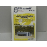 Pikestuff N. Atkinson Engine Facility ..