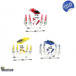 New Replacement Spare Parts Set Kit for Syma S107G RC Heli..