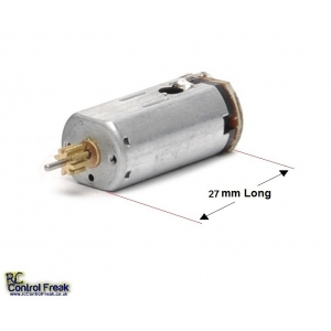 RC Helicopter Large N40 Tail Motor - Upgrade Modification