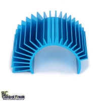 RC 1:10 Car 540 550 Motor Upgrade Heat Sink Tamiya HSP Bug..