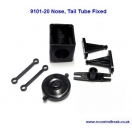 Double Horse 9101-20 Nose, Tail Tube ..