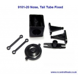 Double Horse 9101-20 Nose, Tail Tube F..
