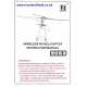 9053 Double Horse RC Helicopter Instruction Manual + Parts List