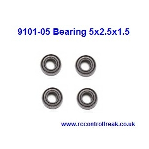 Double Horse 9101-05 Bearing..
