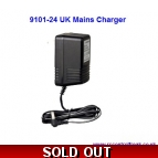 Double Horse 9101-24 UK Mains Charger Details