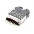 3.7v to 14.4v 1s-8s RC Lipo Battery L.. Details