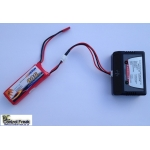 3s Pin JST-XH Balance Charger to Battery Extension Lead
