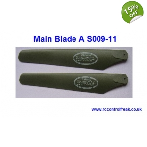 Syma S009-11 Apache AH-64 Helicopter Main Blade A