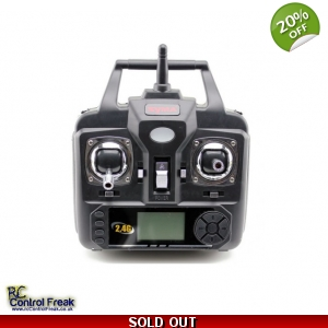 Syma S33-17 Hand Controller 2.4Ghz 3ch RC Helico..