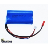 RC Helicopter Battery - 7.4v Li-ion 1..