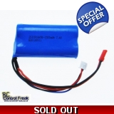 RC Helicopter Battery - 7.4v Li-ion 13..