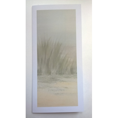 6*Greeting Card - The Beach