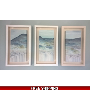 Heather Mountain Fine Art Print - A, B & C