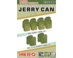 Hero Hobby Jerry CAN OF WW2 US & ALLIED VEHICLES..