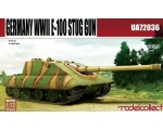 Model Collect Germany WWII E-100 Stug Gun 1/72