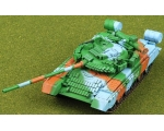 Model CollectSoviet Army T-80BV East Germany 198..