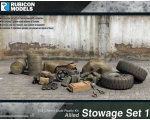 Rubicon Models Allied Stowage Set 1 1/56