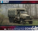 Rubicon Models 28mm US CCKW 353 6x6 Truck GMC 1/56