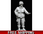 Qing Yi Miniatures Captain of the 101 airborne d..